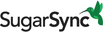 SugarSync Cloud Backup Logo